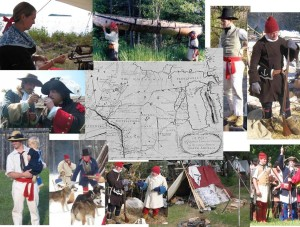 """Re-creating the """"French"""" in Wisconsin 1650-1830"""