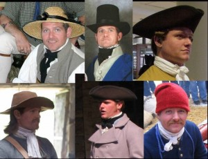 Some of the historic faces of Isaac Walters