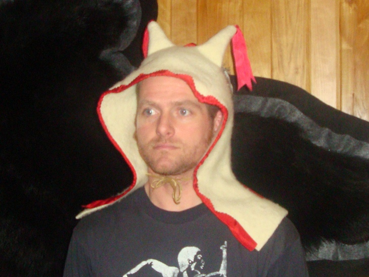 Hunters' Hoods – My Creation