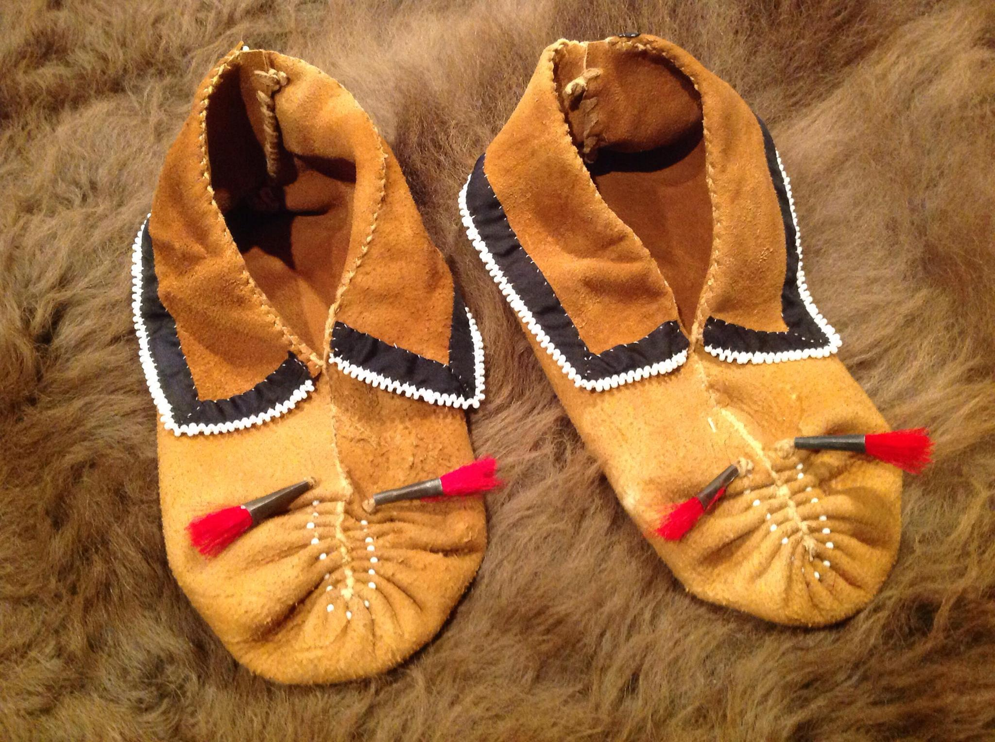 Some bigger thoughts on moccasins