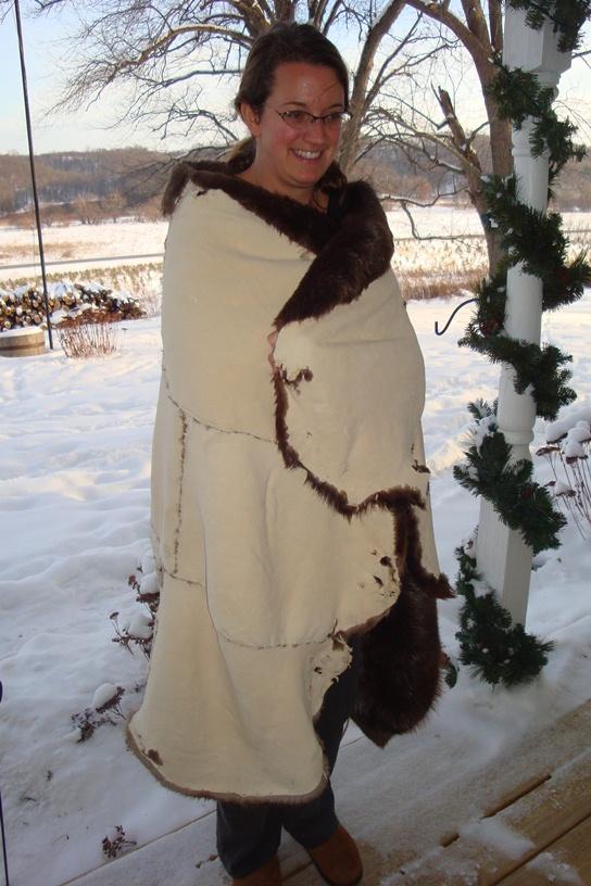 Beaver Robe