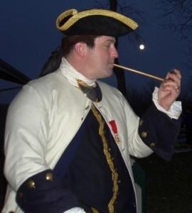 Our illustrious Captaine