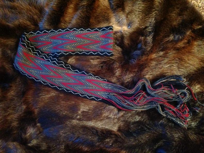 A new sash…