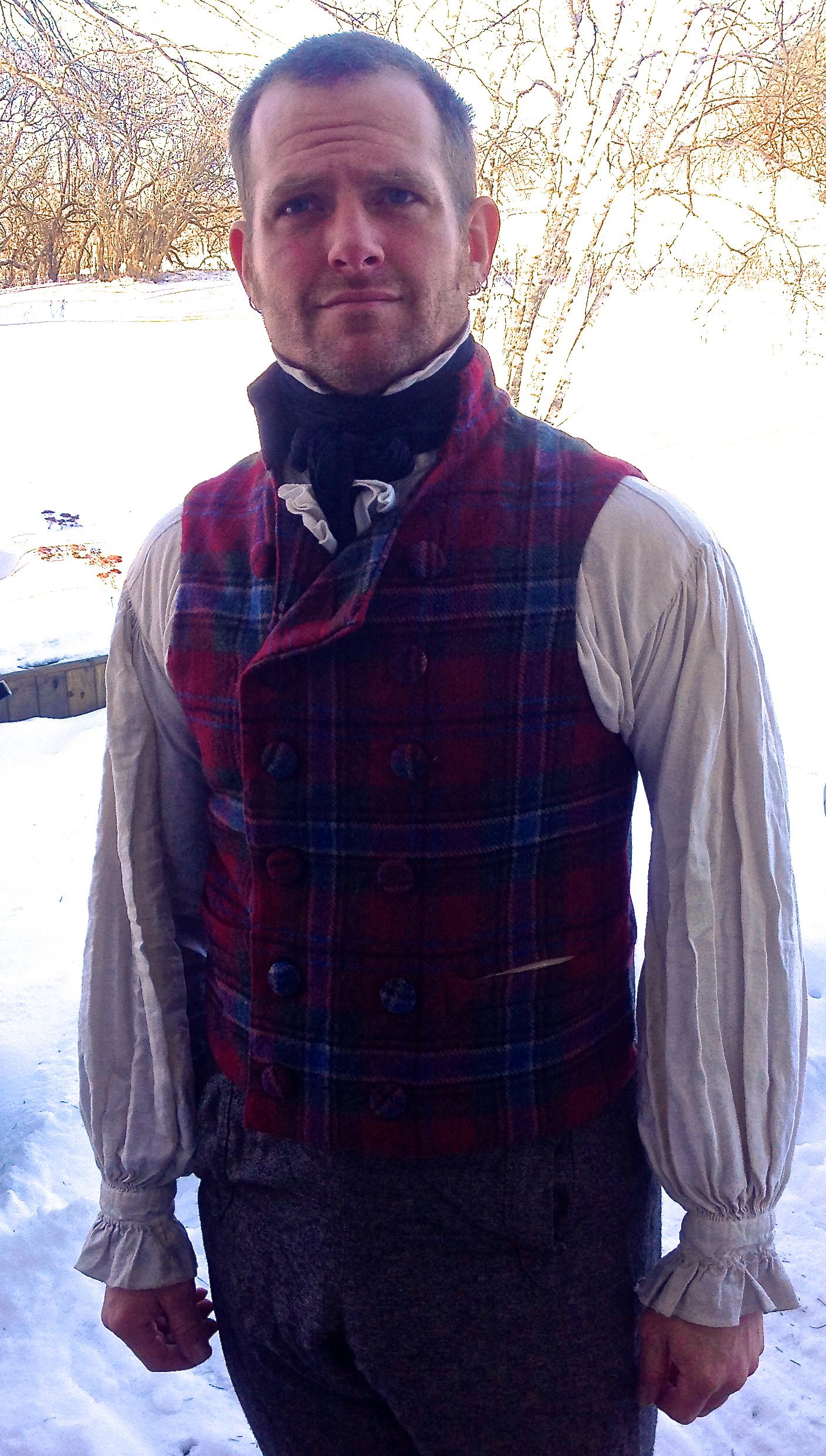 Polar Vortex means warmer clothes