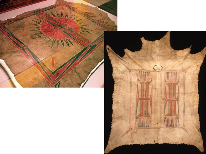 Bison Robes – warmth and beauty