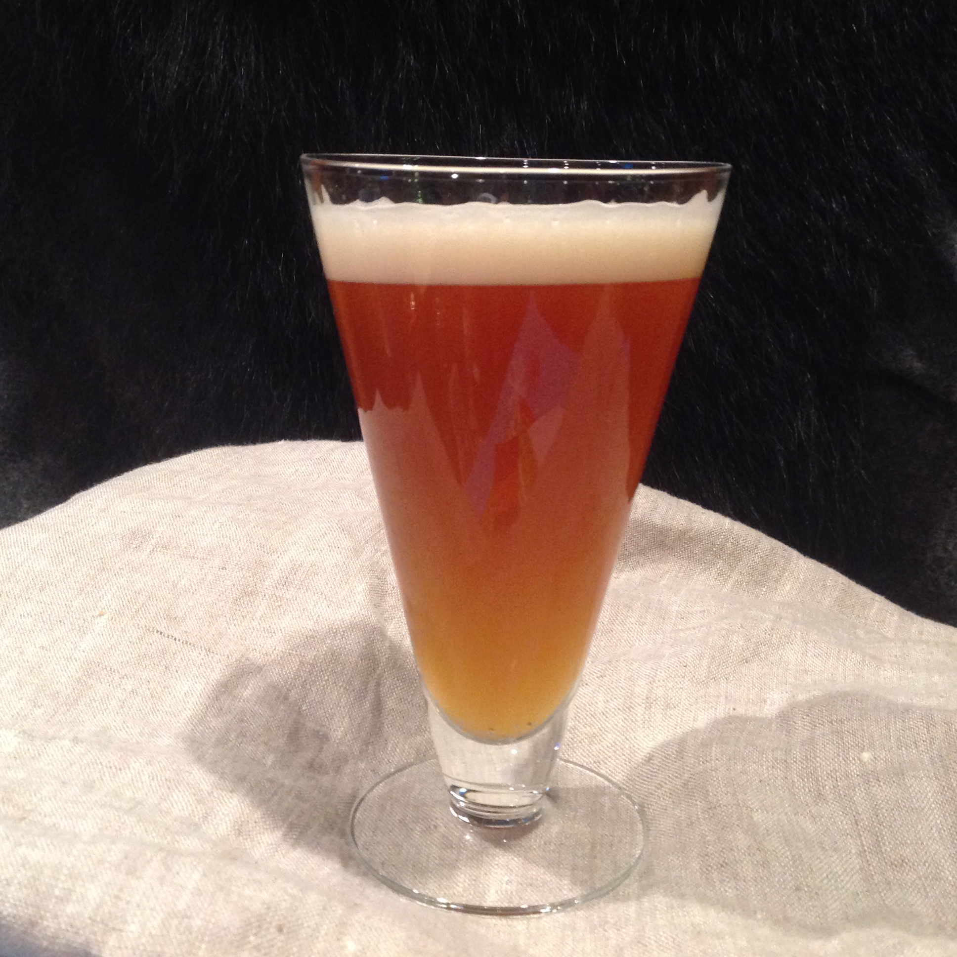 Bragi's Braggot – My recent fermentation experiement