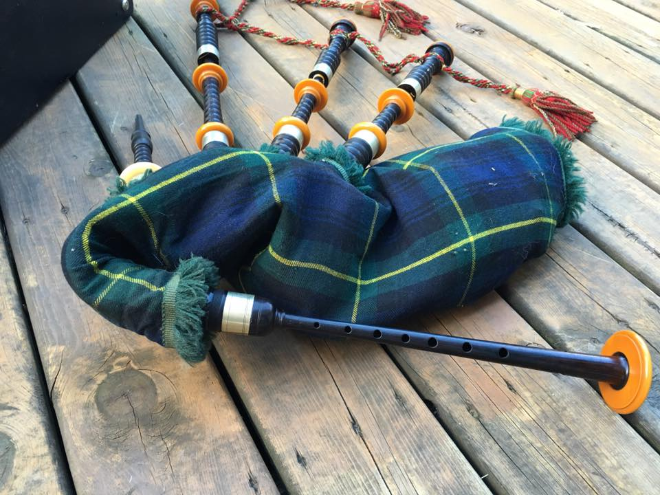 Bagpipe Fever