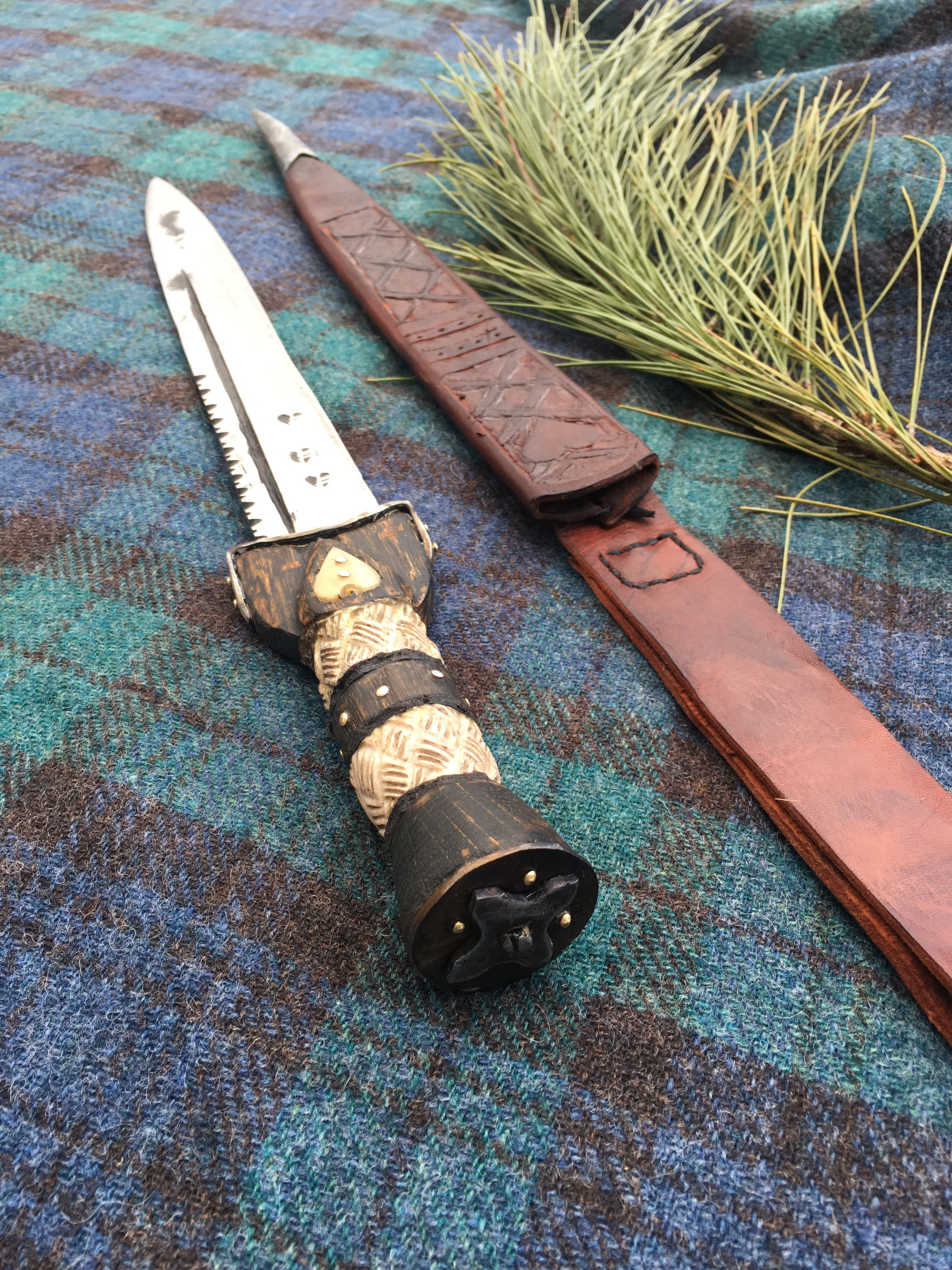 A Highland Dirk – Trial by Fire